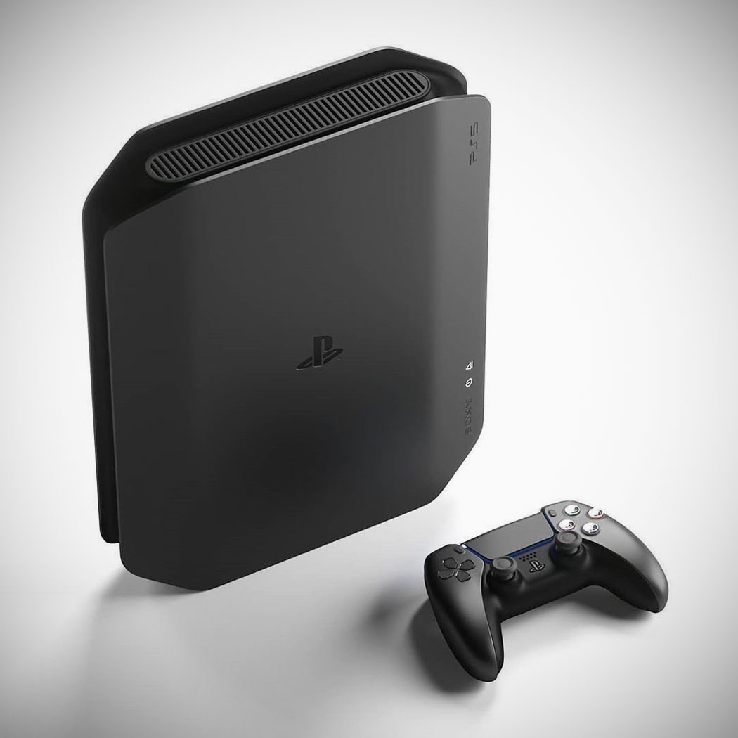 Sony PS5 Matte Black