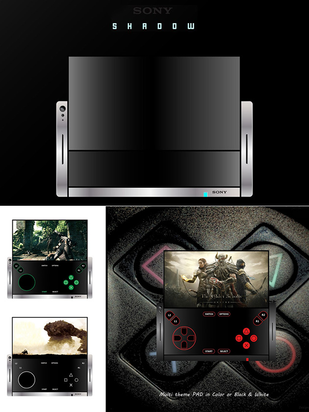 Sony Shadow Gaming Smartphone