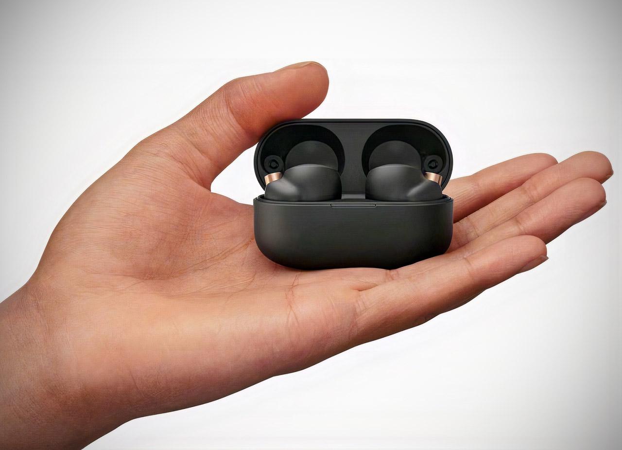 Sony WF-1000XM4 Wireless Earbuds AirPods