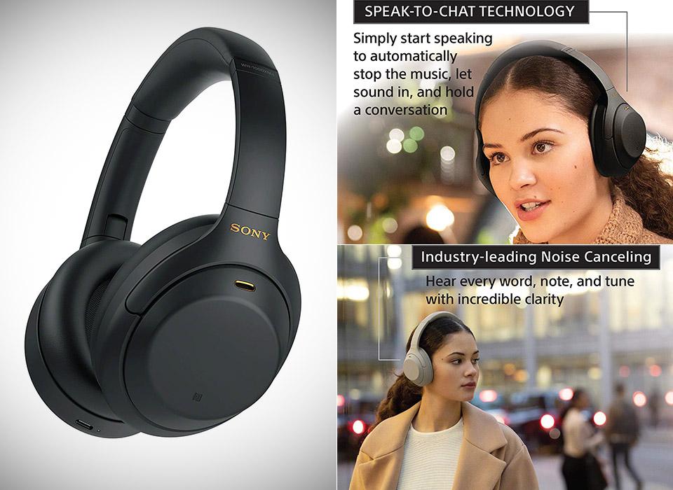 Sony WH-1000XM4 Noise Canceling Headphones