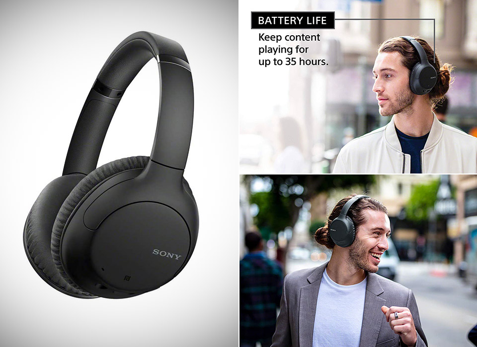 Sony WHCH710N Noise Cancelling Bluetooth Wireless Headphones