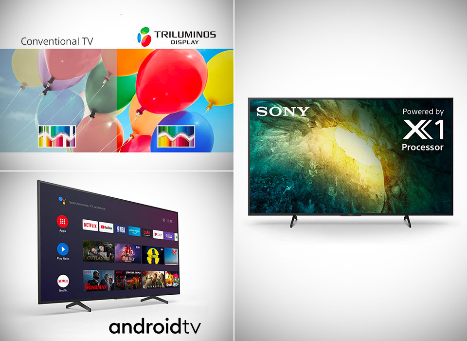 Sony X750H Android TV