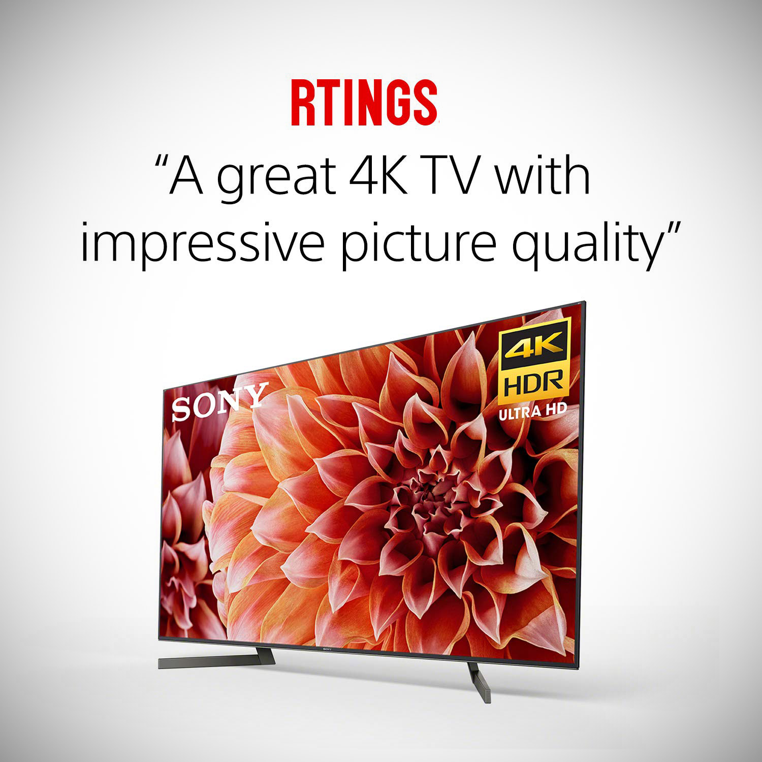 Sony X900F 75-inch 4K Ultra HD Smart LED TV