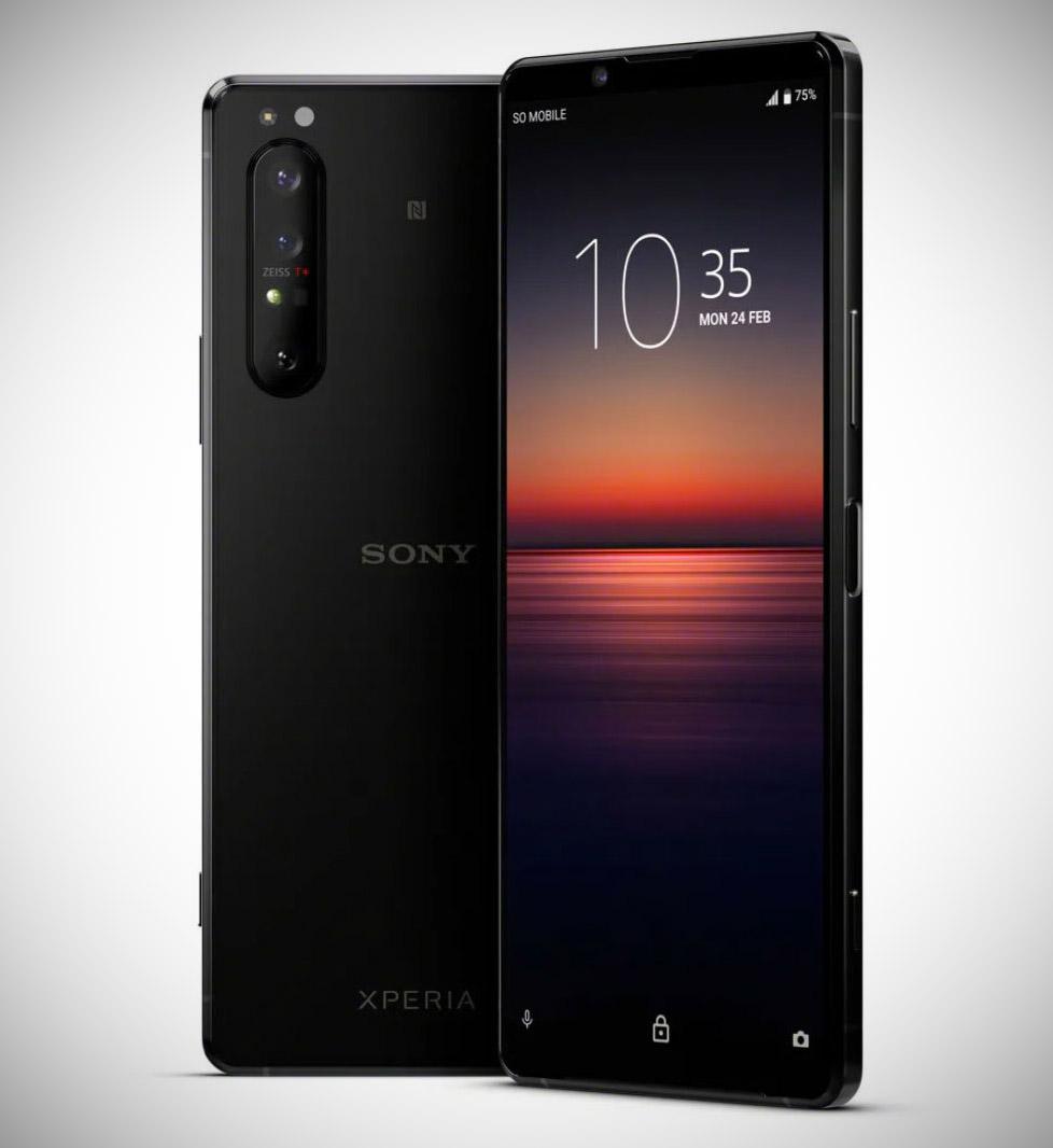 Sony Xperia 1  II 5G Smartphone