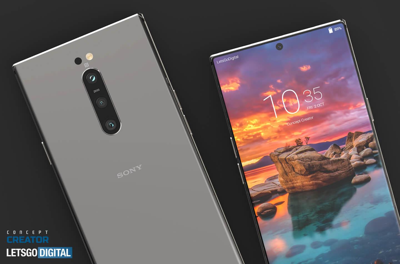 Sony Xperia 5 II Smartphone
