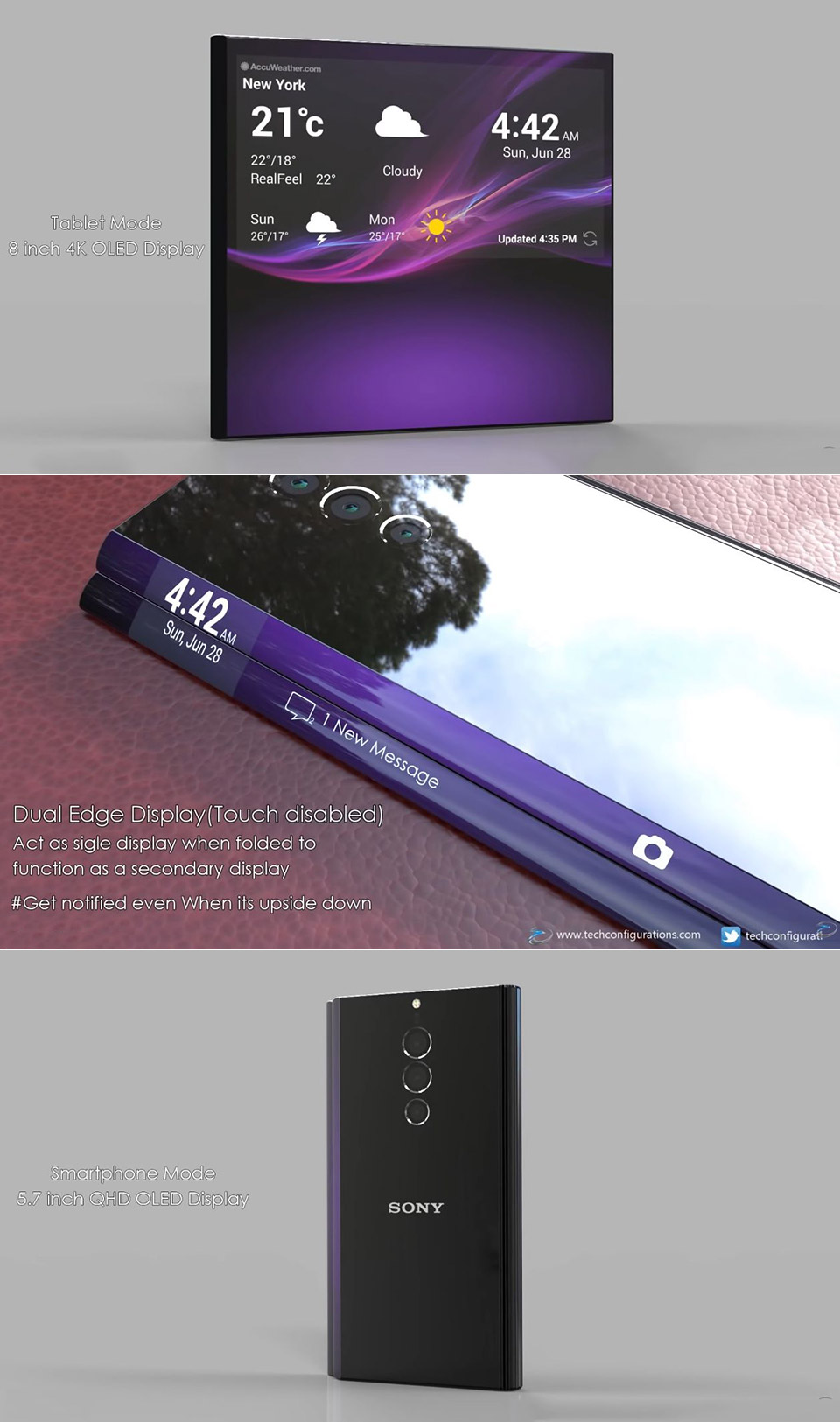 Sony Xperia Note Flex