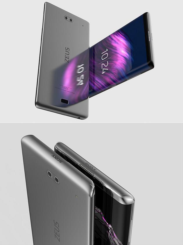 Sony Zeus Smartphone