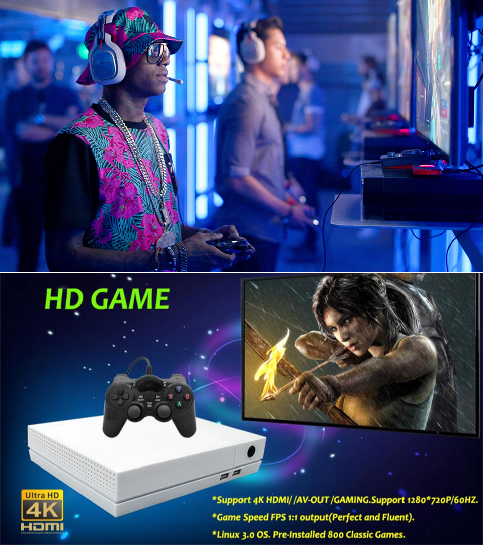 Soulja Boy Video Game Console