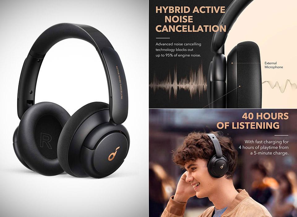 Soundcore Anker Life Q30 Hybrid Headphones
