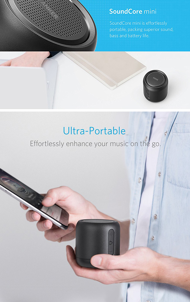 SoundCore Mini Speaker