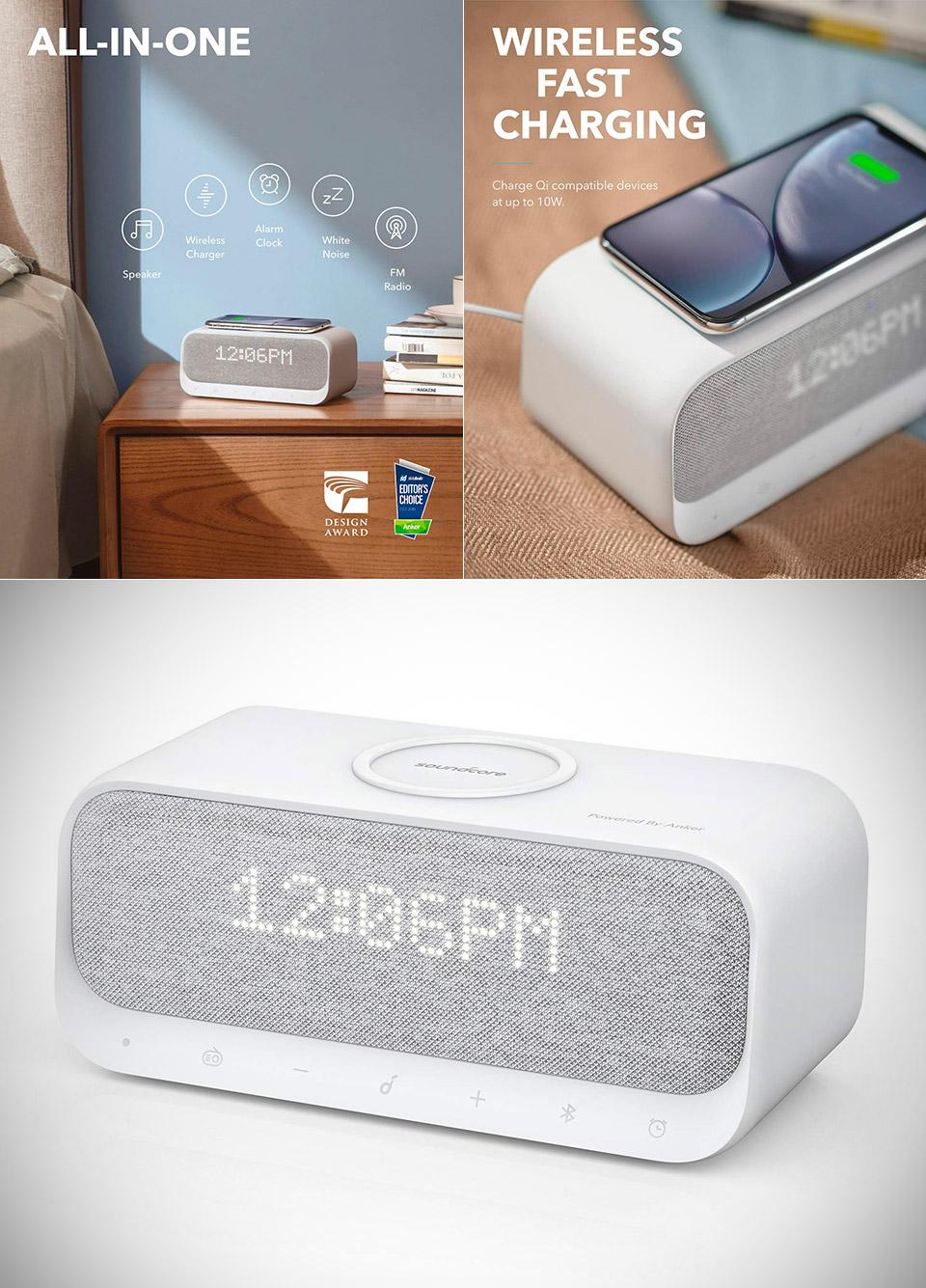 SoundCore Wakey Speaker