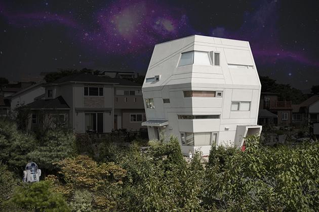 South Korea Star Wars House
