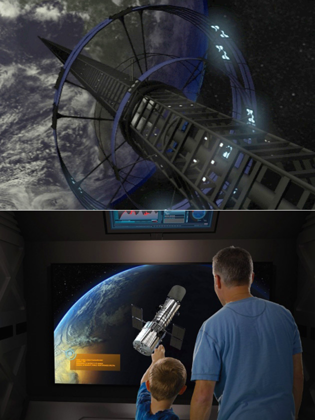 Space Elevator 2015