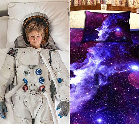 24 accessoires cool et Gadgets qui apportent de la galaxie dans votre maison