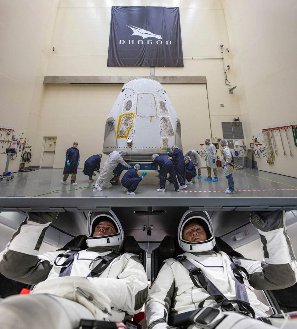SpaceX Crew Dragon Demo-2