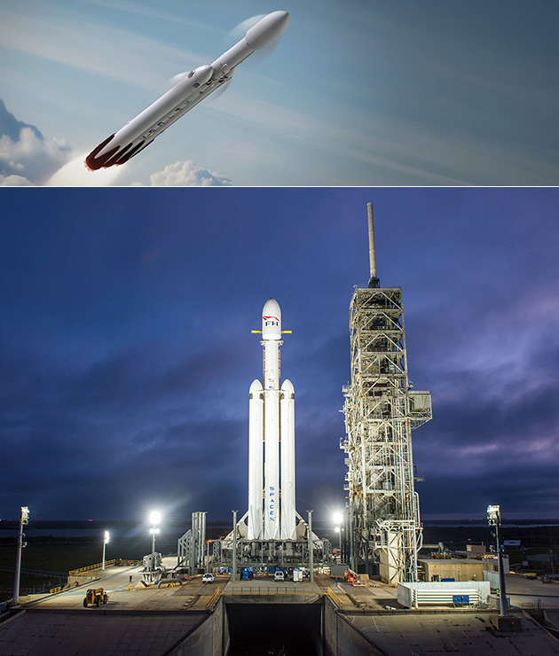 SpaceX Zuma Mission