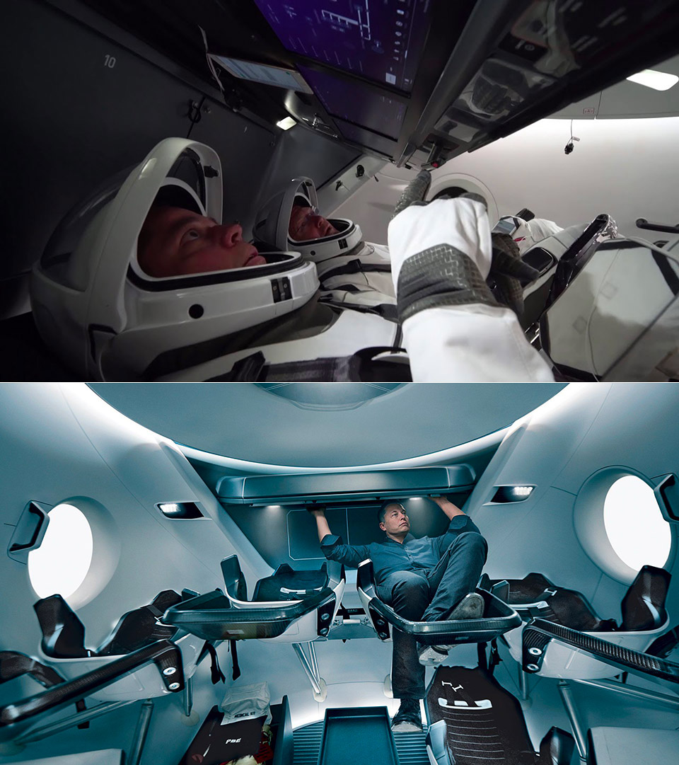 SpaceX Space Adventures