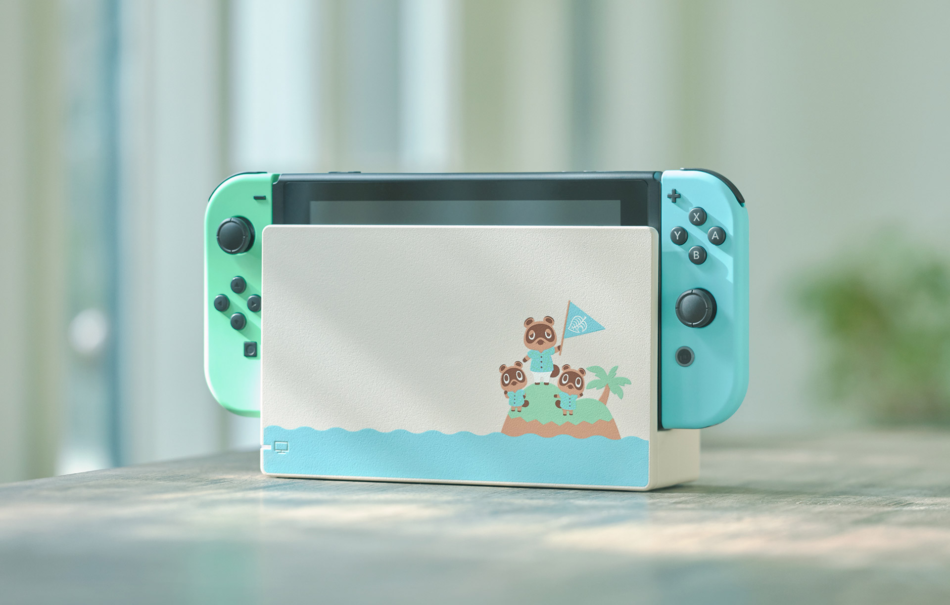 Animal Crossing Nintendo Switch Console