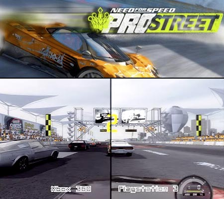 VIDEO Need For Speed ProStreet