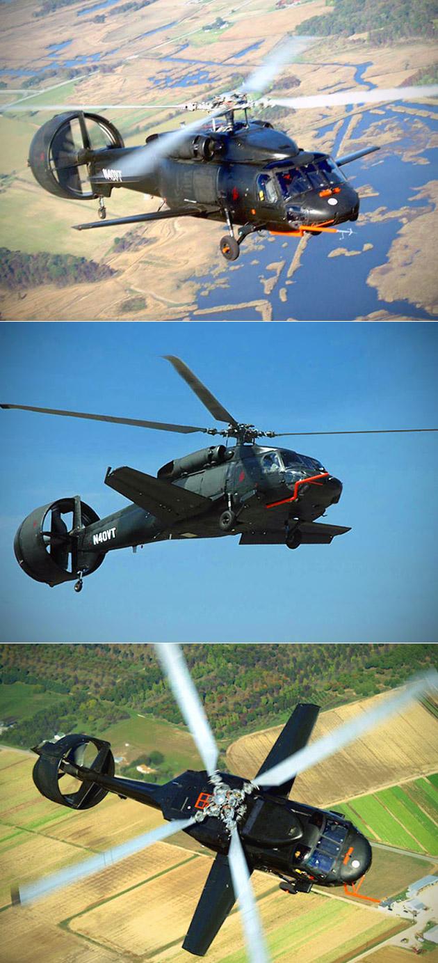 Speedhawk Helicopter
