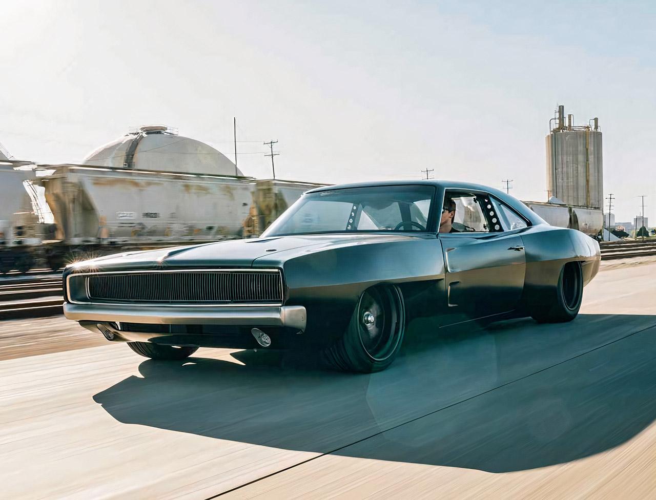 SpeedKore 1968 Dodge Charger Hellacious F9 Vin Diesel