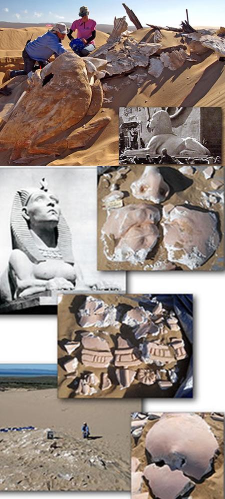 Sphinx California