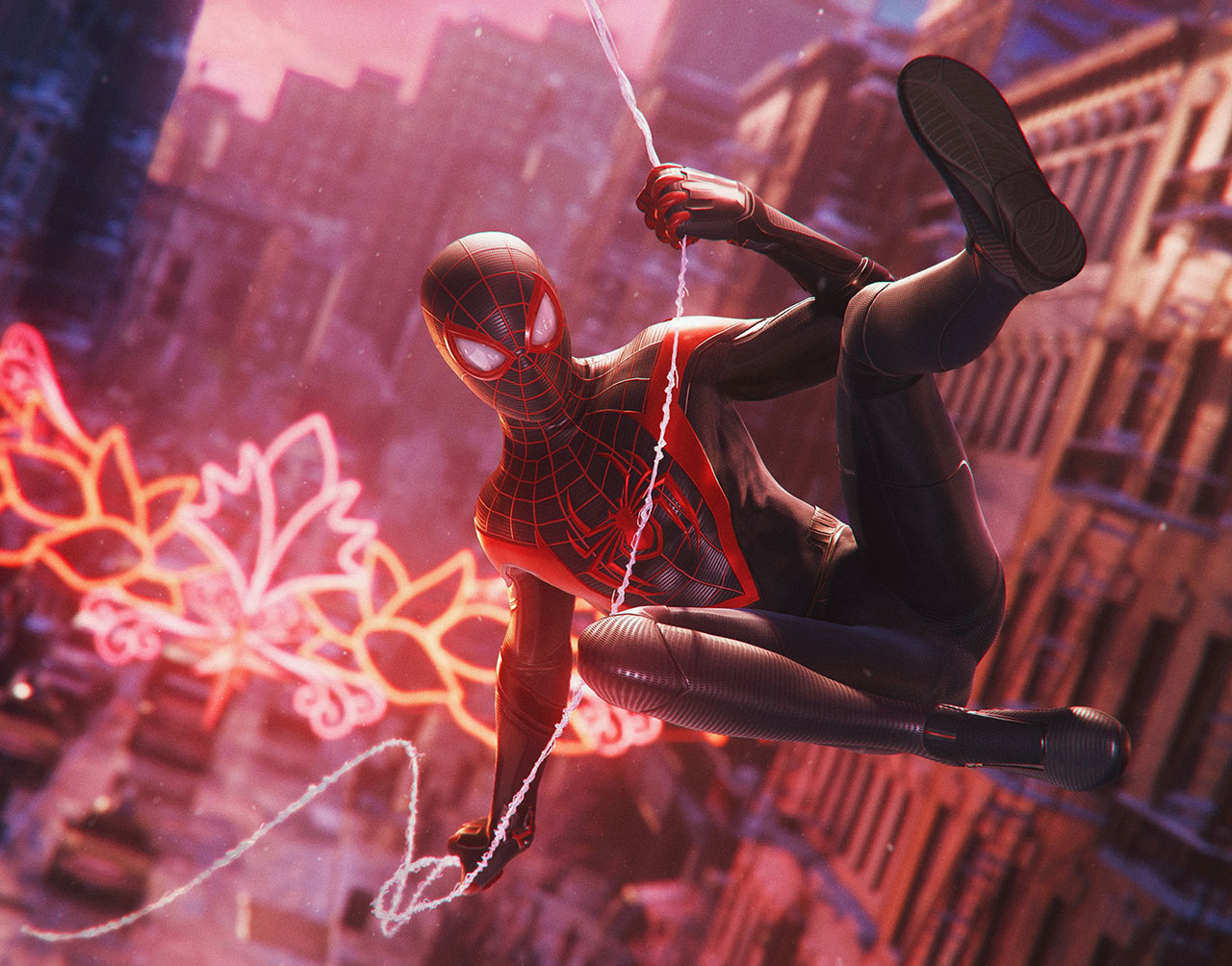 Spider-Man Miles Morales Standalone PS5 Game