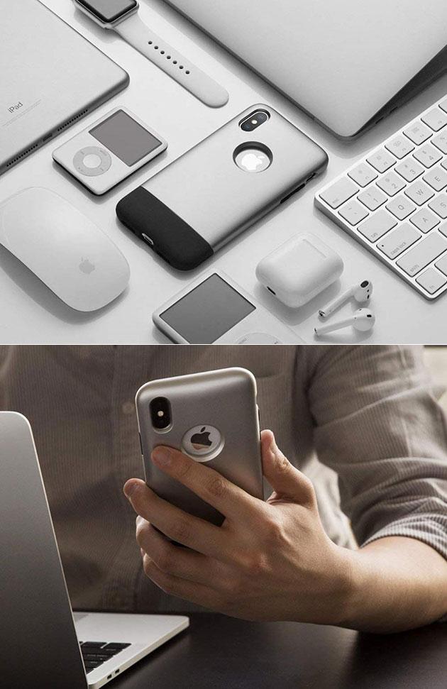 Spigen Classic One iPhone X Case