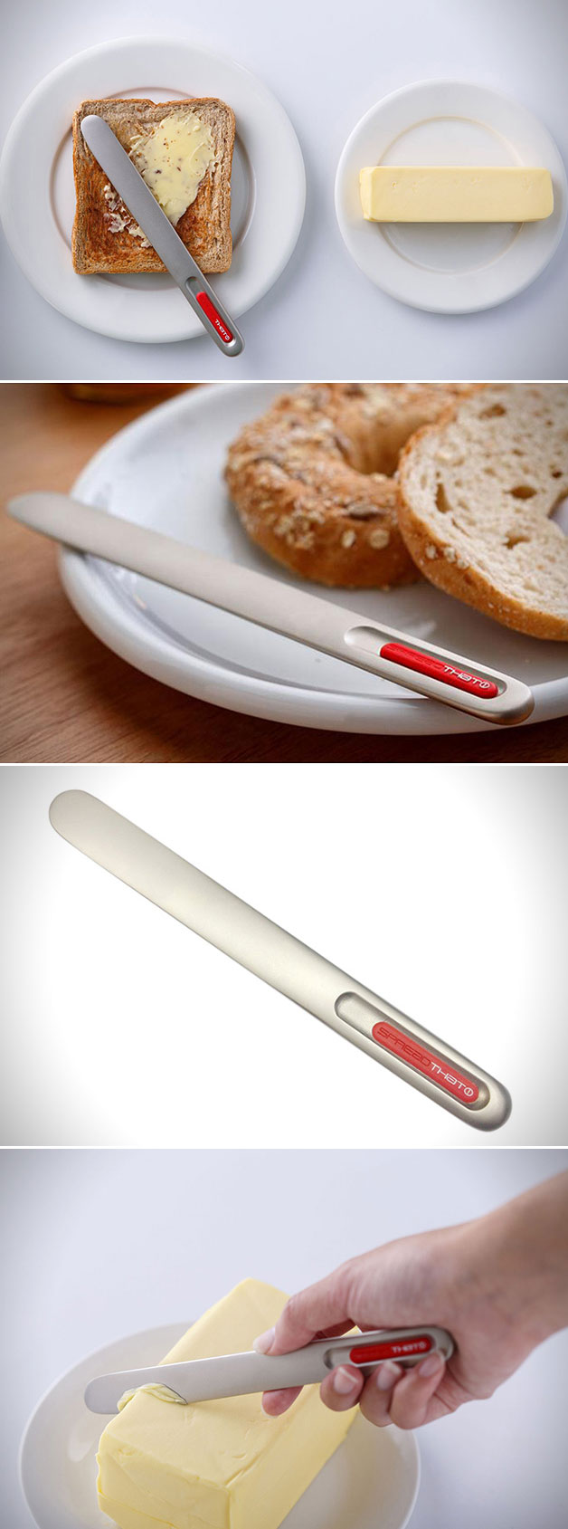 SpreadThat Body Heat Butter Knife