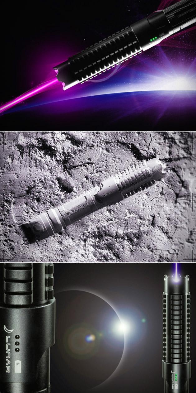 Spyder 3 Lunar Laser