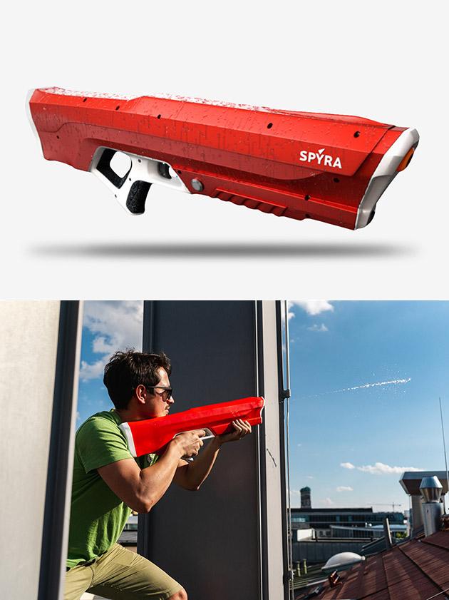 Spyra One Water Gun