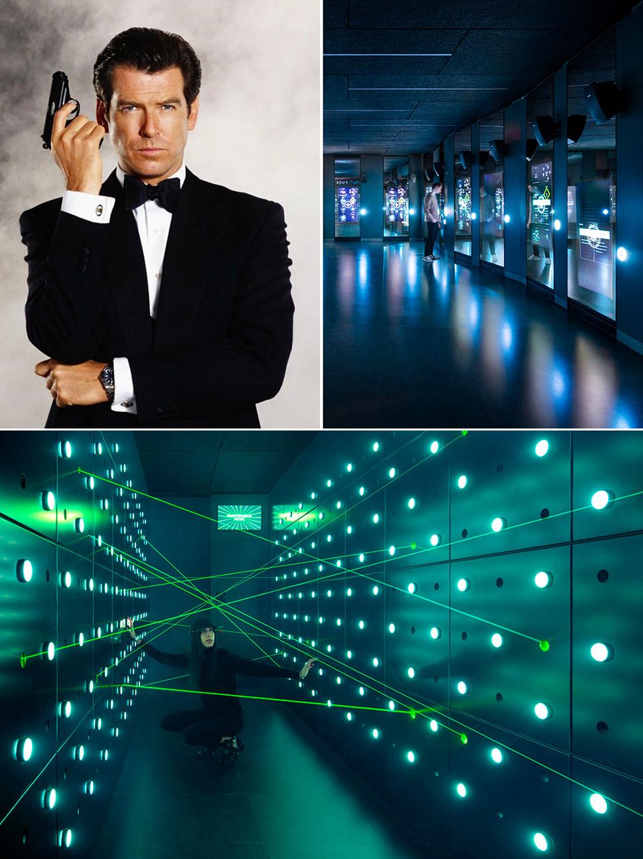 Spyscape Interactive Spy Museum