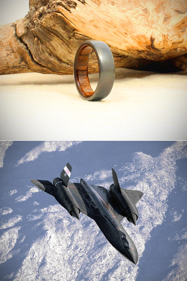 SR 71 Ring