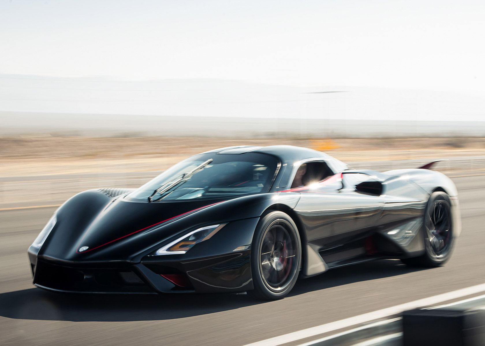 SSC Tuatara 331MPH Fastest Production Car