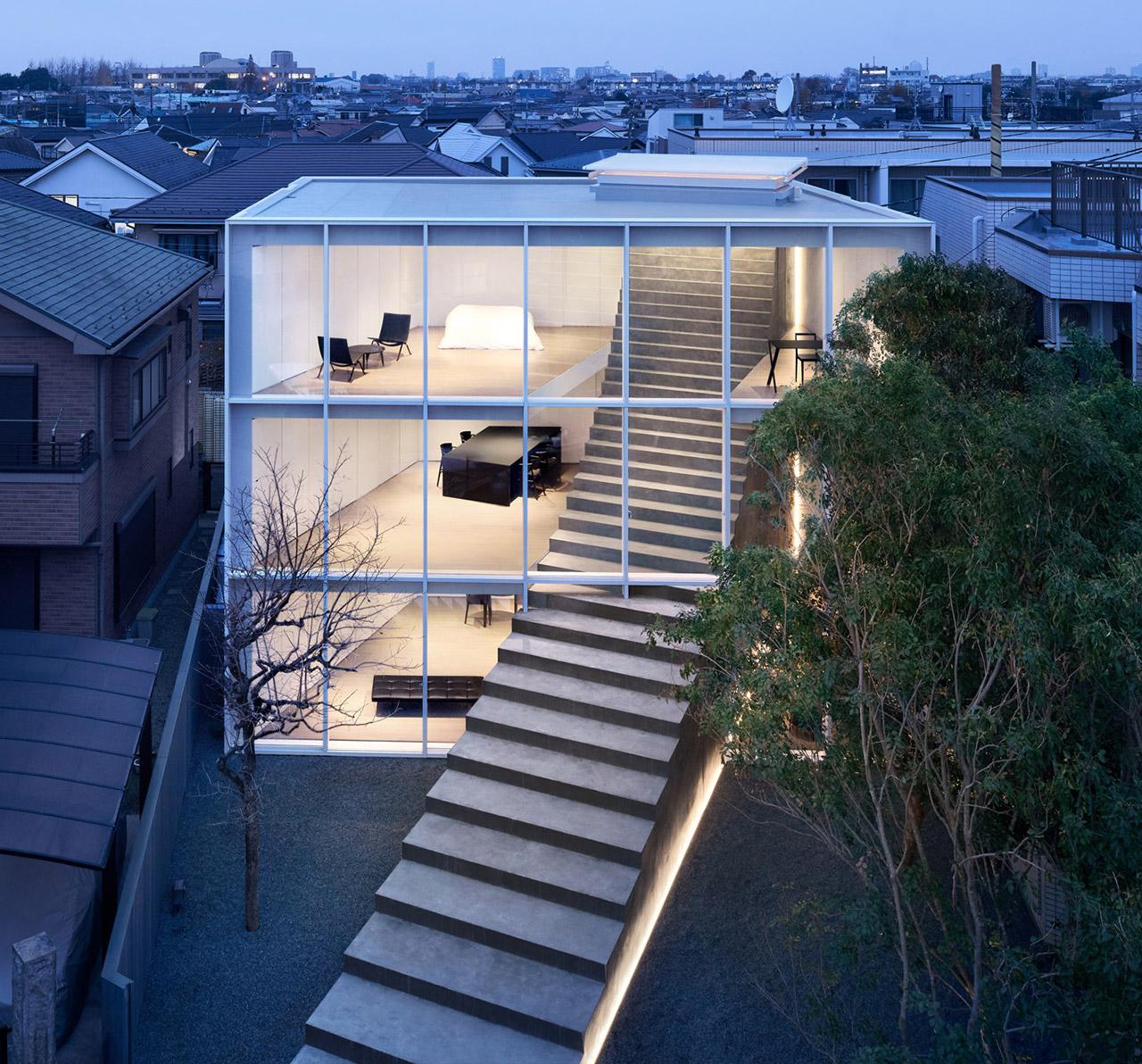 Stairway House Japan