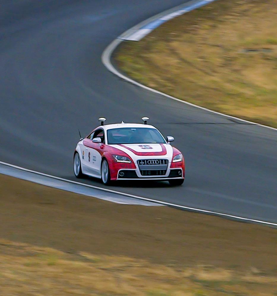 Stanford Autonomous Audi