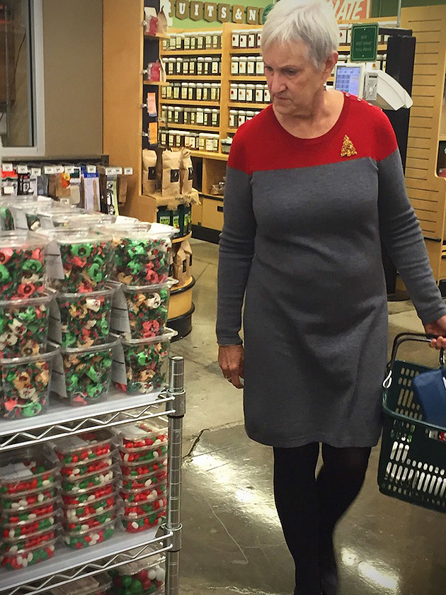Star Trek Grandma