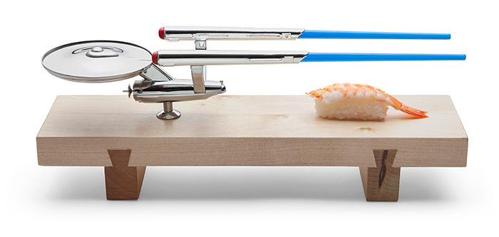 Star Trek Sushi