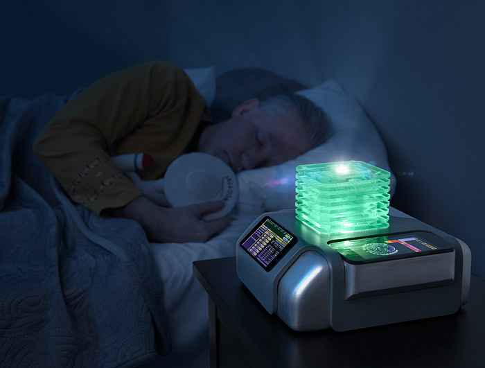 Star Trek Sleep Machine