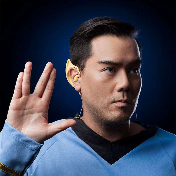 Star Trek Wireless Earbuds