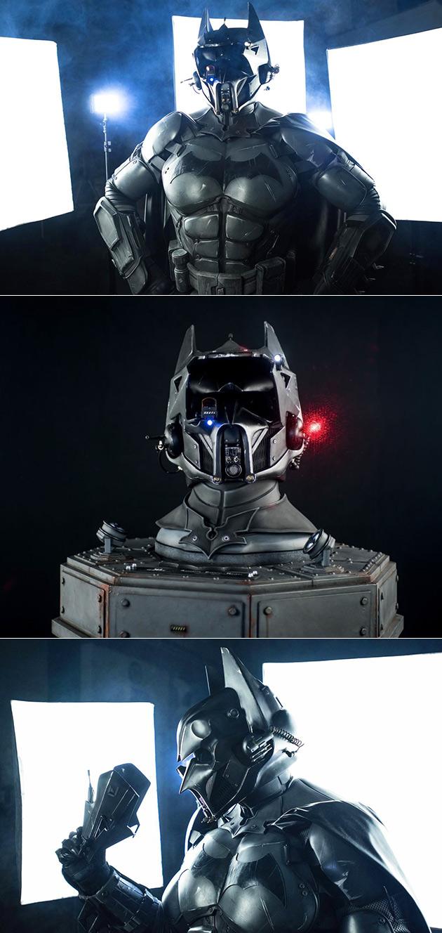 Star Wars Batman