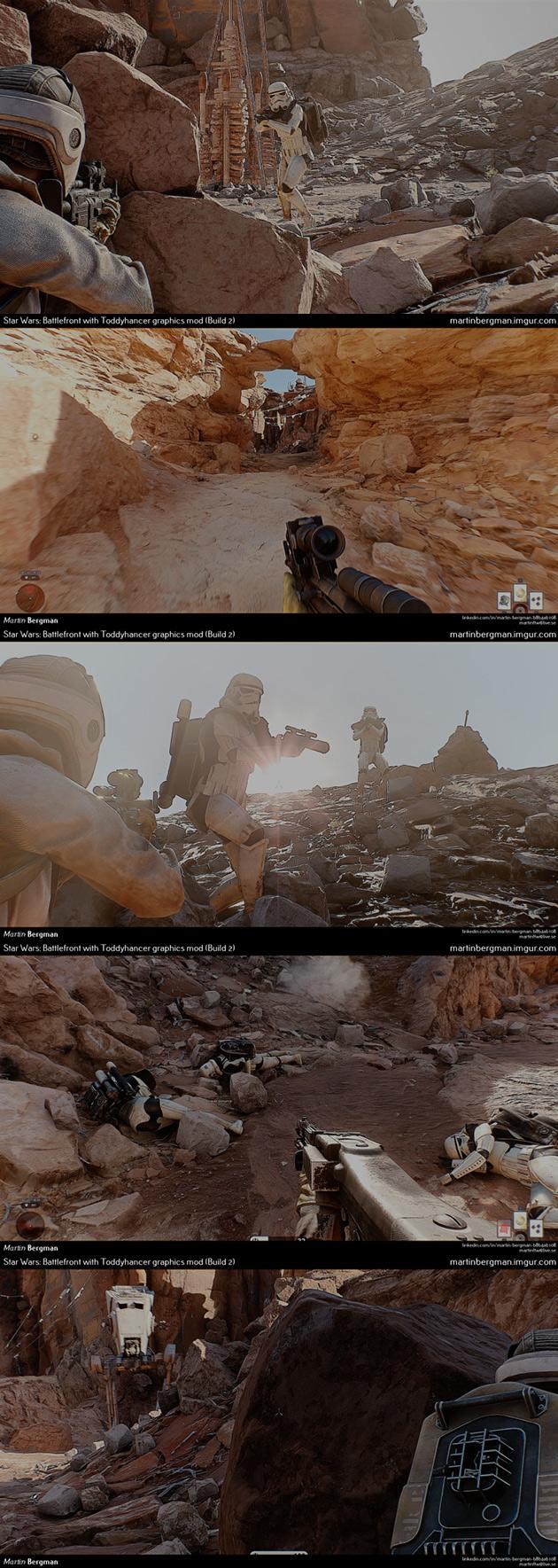 Star Wars Battlefront Mod
