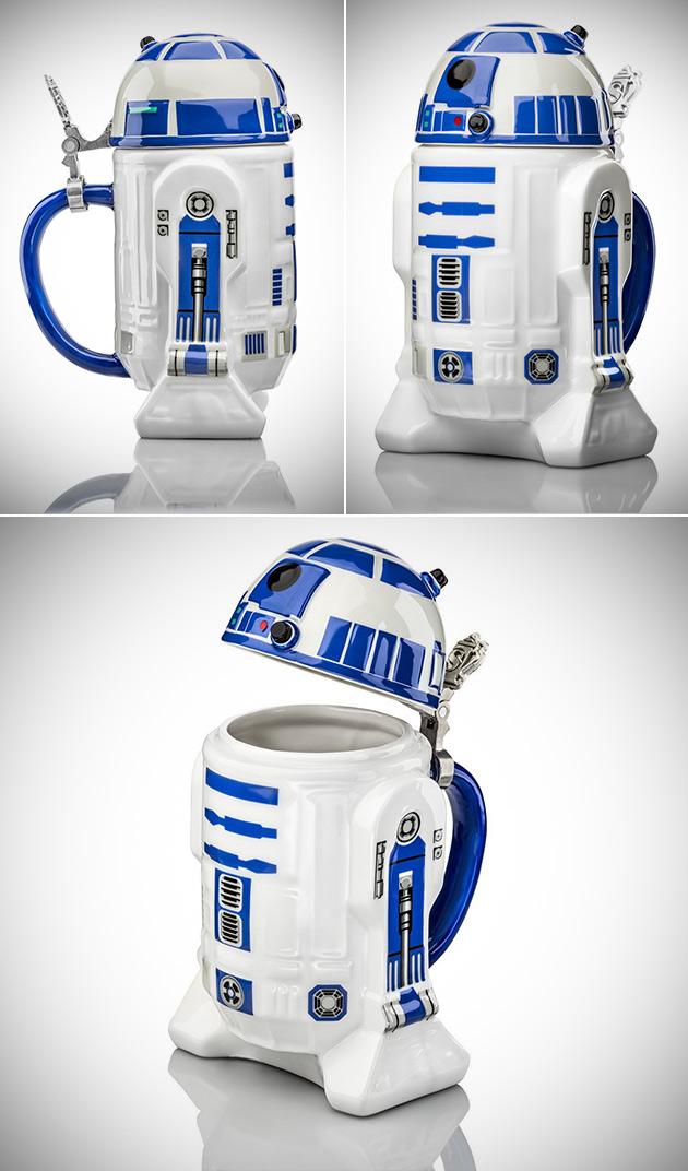 Star Wars Beer Stein