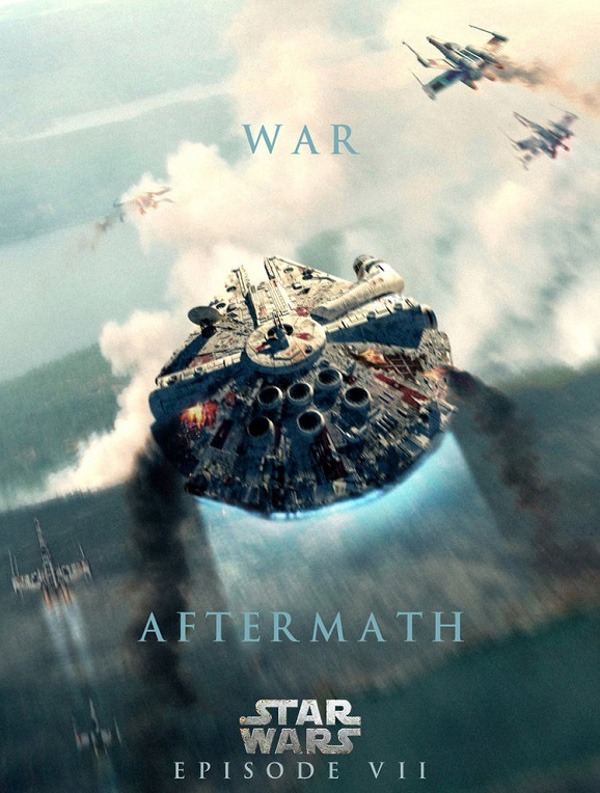 Star Wars Episode VII Official Trailer