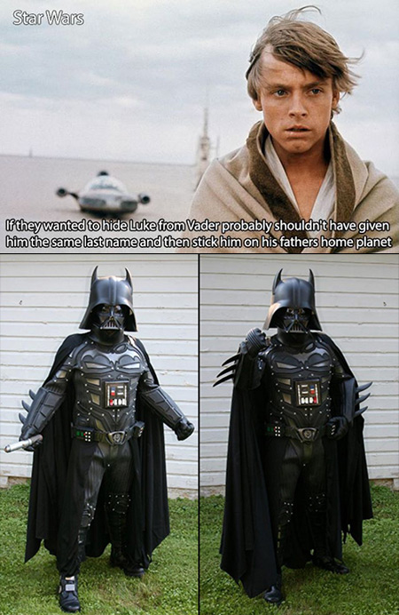 Star Wars Plot Hole