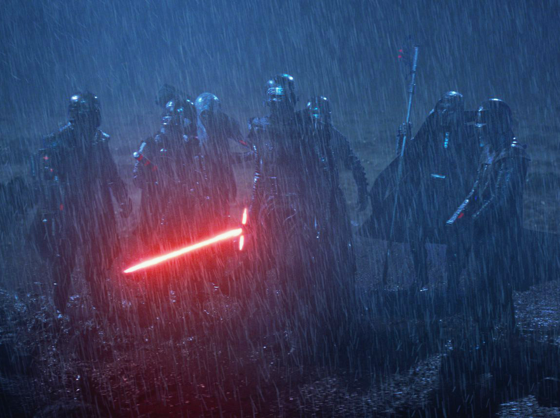 New Star Wars Rise of Skywalker Knights of Ren
