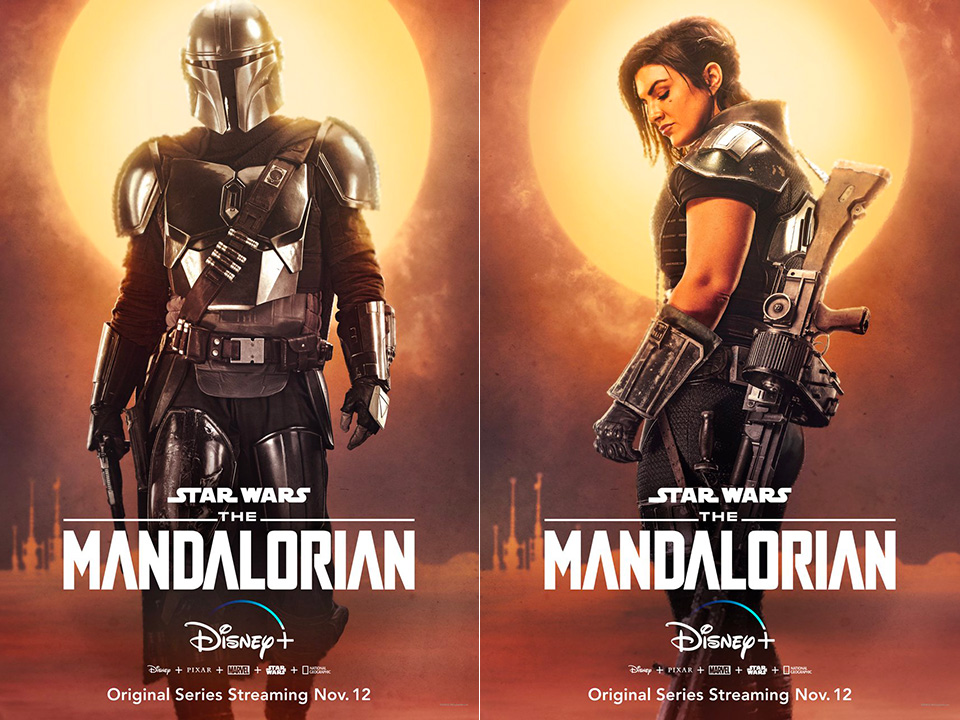 Star Wars The Mandalorian Trailer