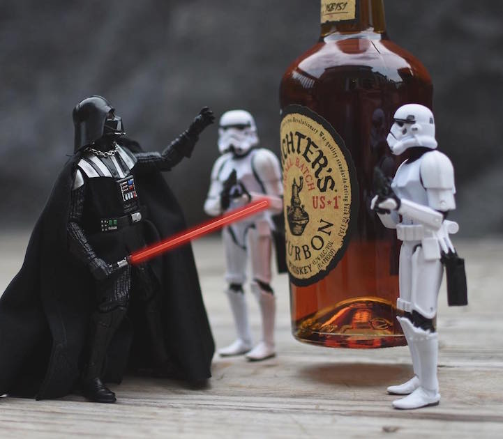 Star Wars Whiskey