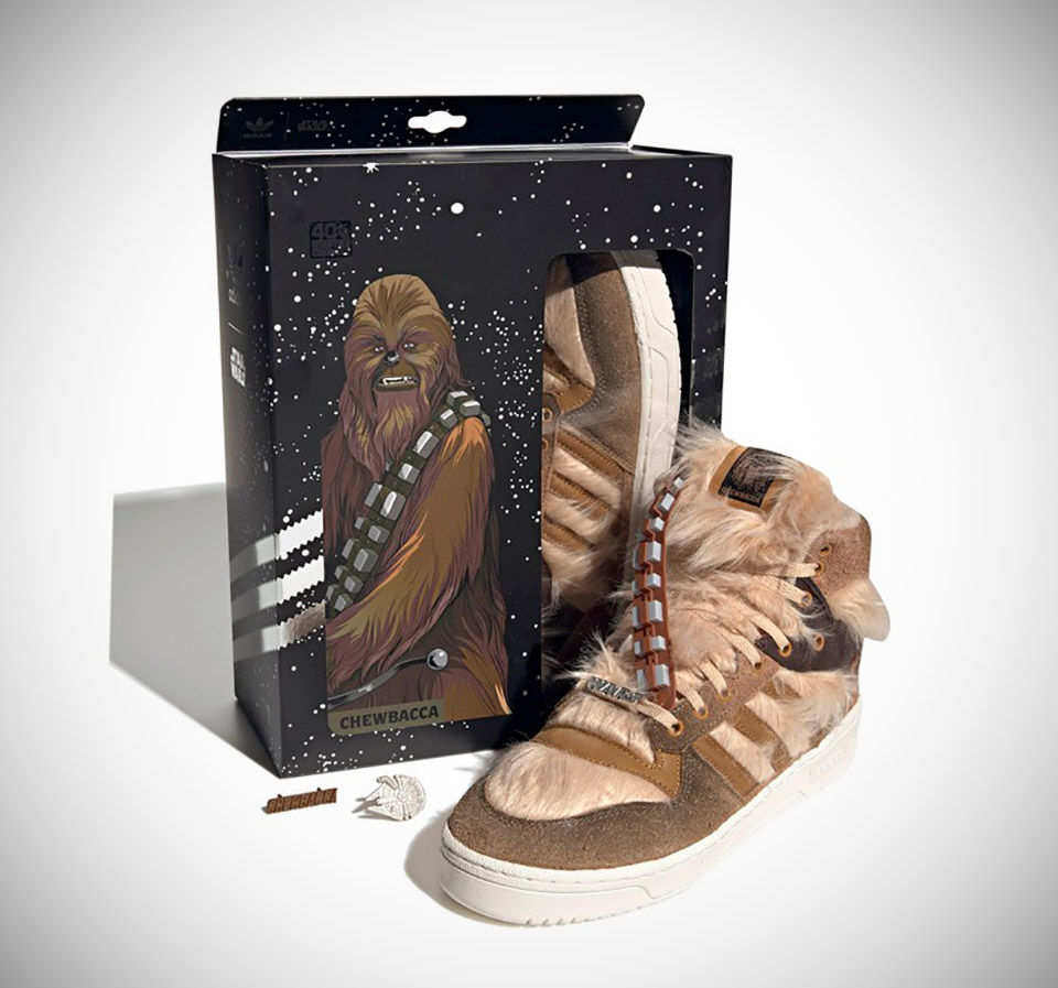 Star Wars x Adidas Rivalry Chewbacca