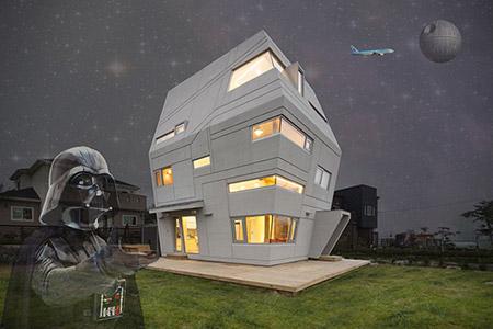 Star Wars House
